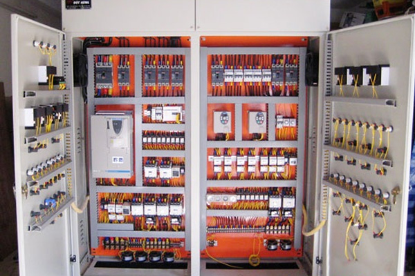 Installation process of electrical cabinets to ensure safety sciox Images